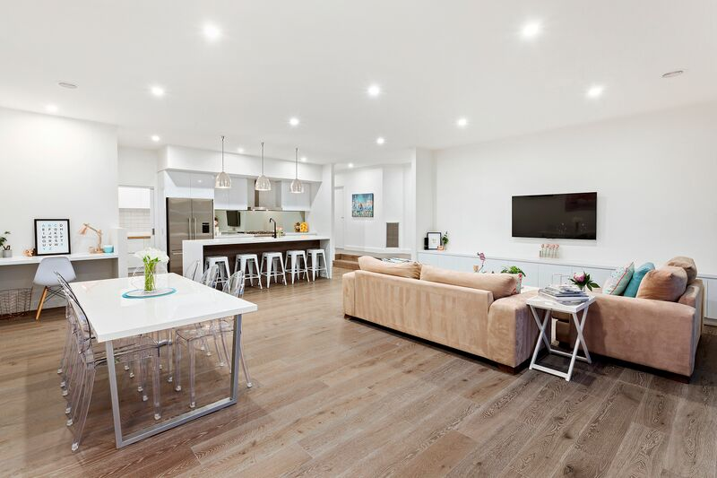 Bentleigh 6 - Project by Chisholm Constructions